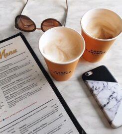 Cafe Landwer – University and Adelaide