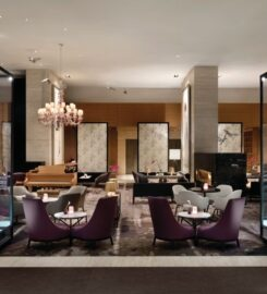 Lobby Lounge at Shangri-La Hotel, Toronto