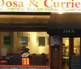 Dosa & Curries Montreal
