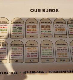 Burgers n' Fries Forever