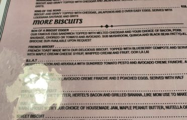 Shanzee's Biscuit Cafe