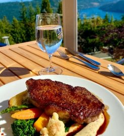 Alpina Restaurant at Villa Eyrie Resort