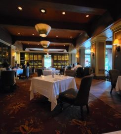 The Wildflower Restaurant at The Fairmont Chateau Whistler