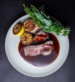 SIDECUT Steakhouse at Four Seasons Resort Whistler